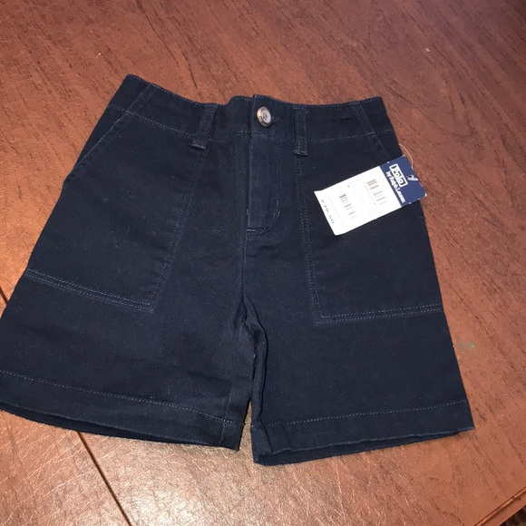 b3b5bd9f5 Brand new polo Ralph Lauren navy boy shorts 24m